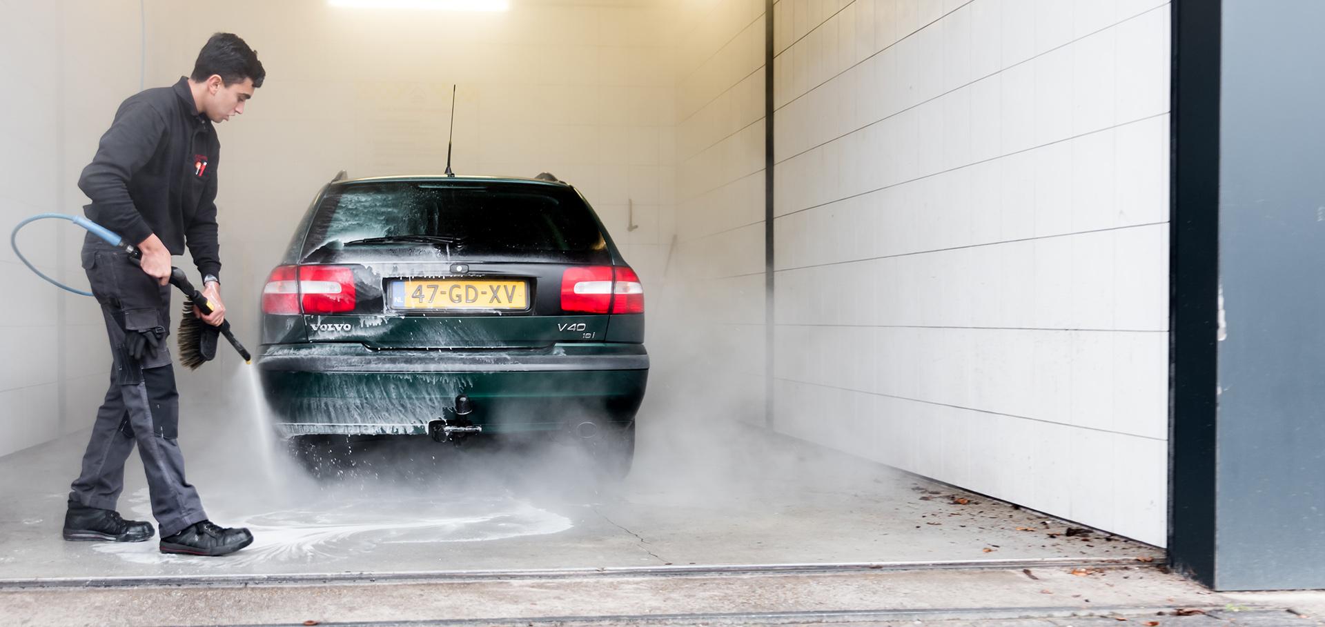 Auto wassen Esch