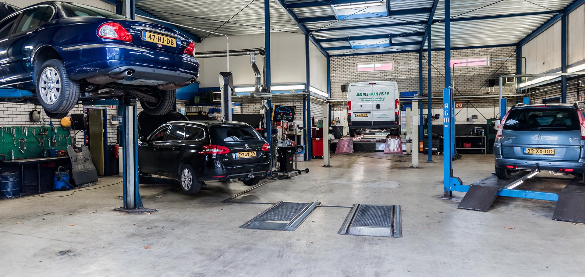 Werkplaats Garage Herman Lubbers