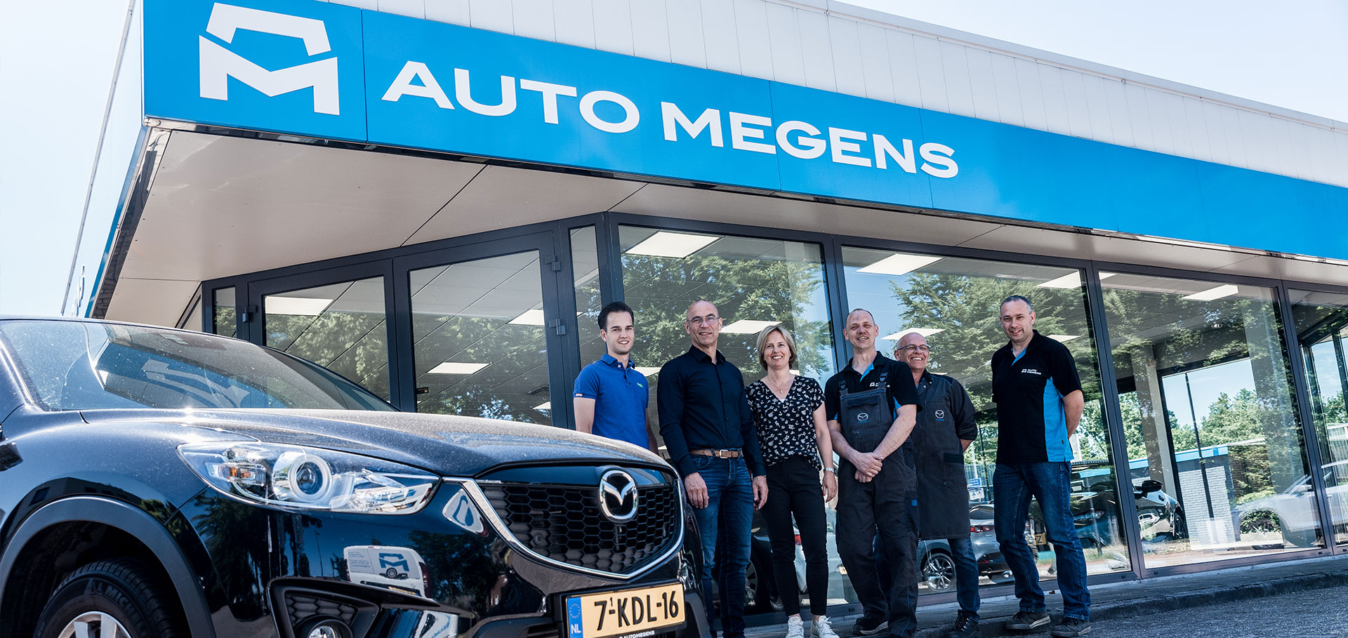 Team Auto Megens in Wijchen