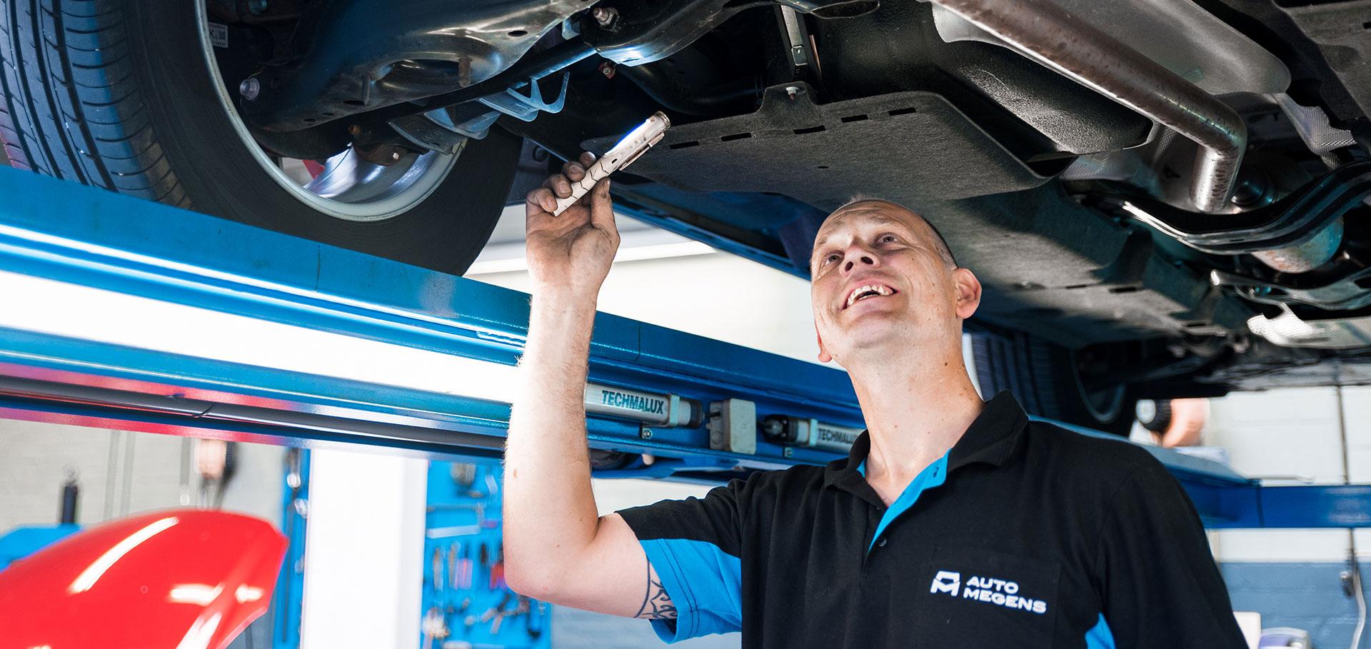 APK & Onderhoud bij Auto Megens