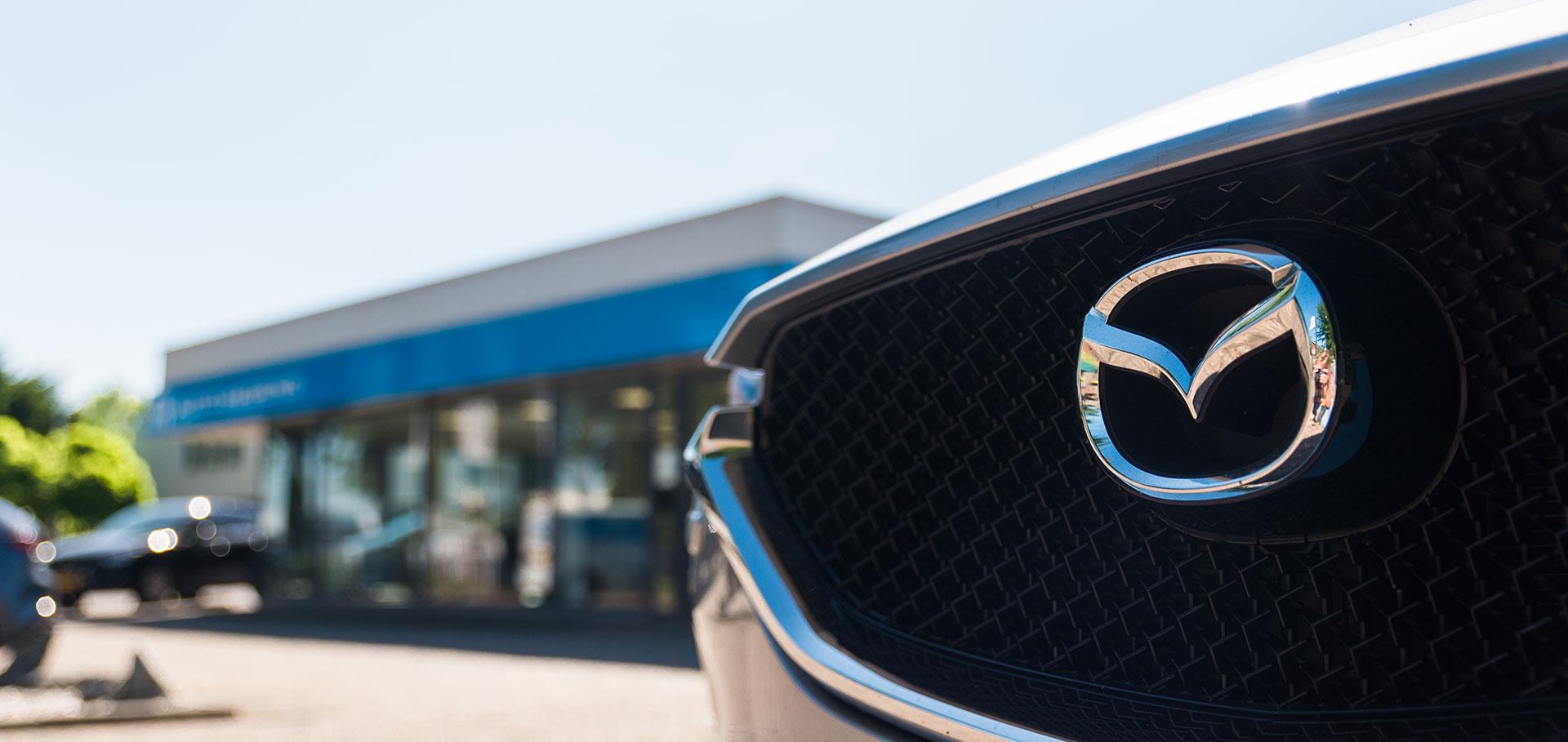 Auto Megens Service Partner Mazda