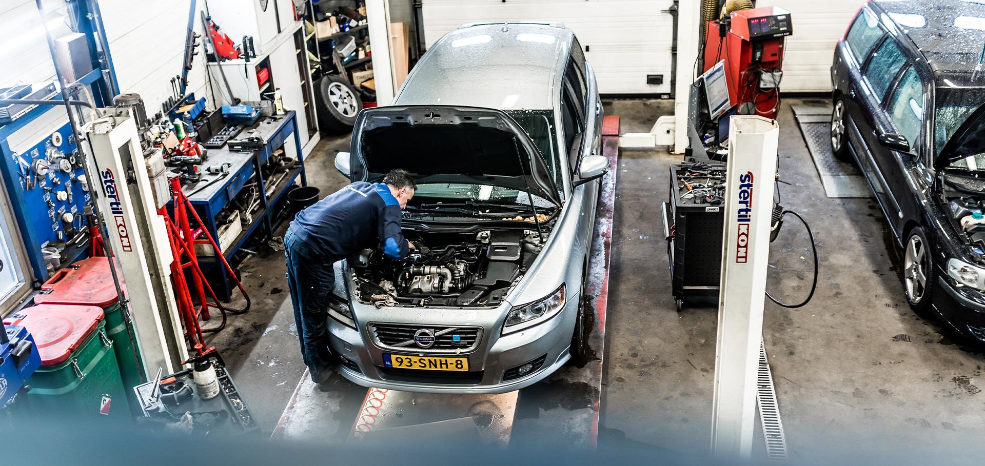 Werkplaats Autobedrijf Lokhorst Kampen