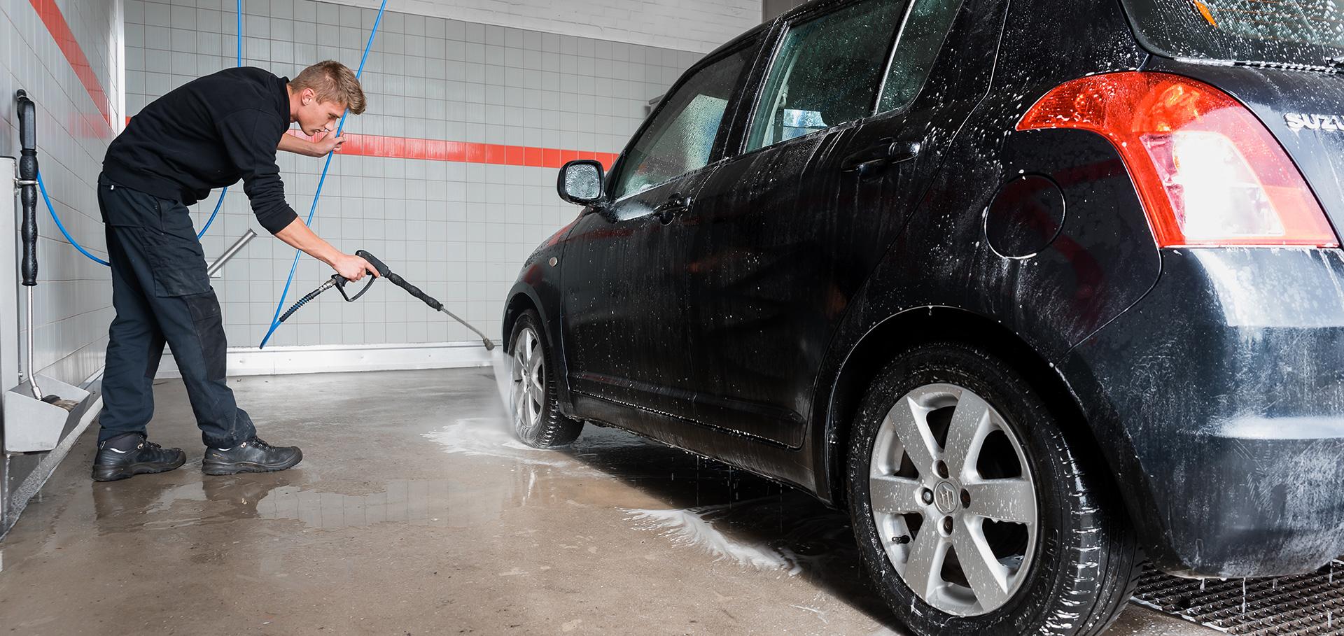 Auto wassen Montfoort