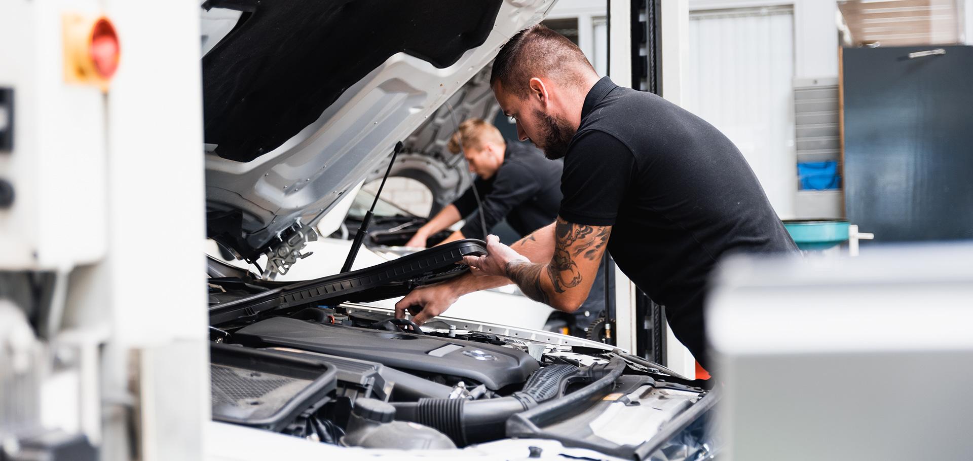 Auto onderhoud Montfoort
