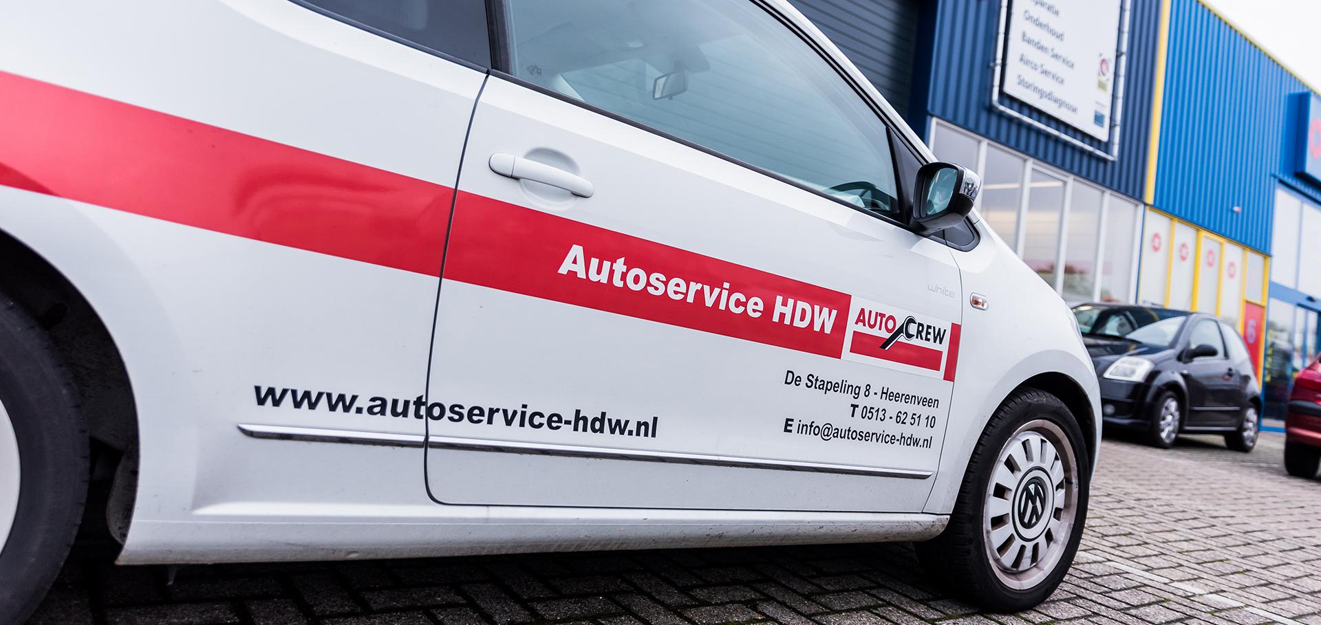 Schadeherstel Autoservice HDW