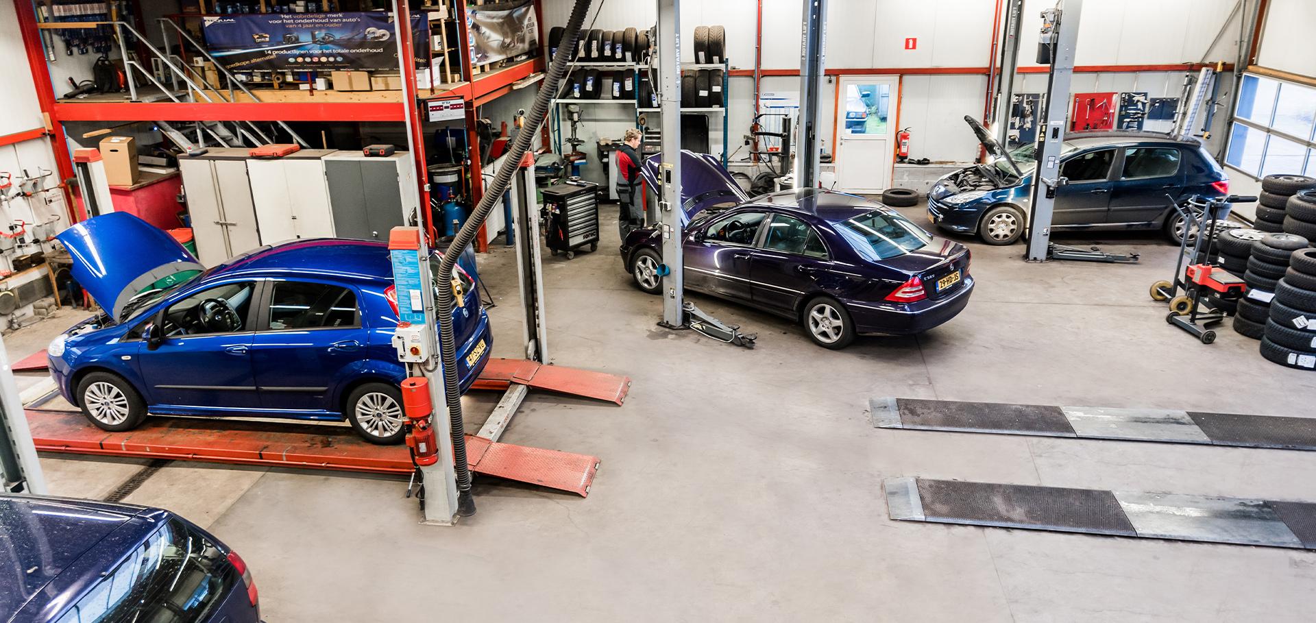 Werkplaats Autobedrijf Meerdink