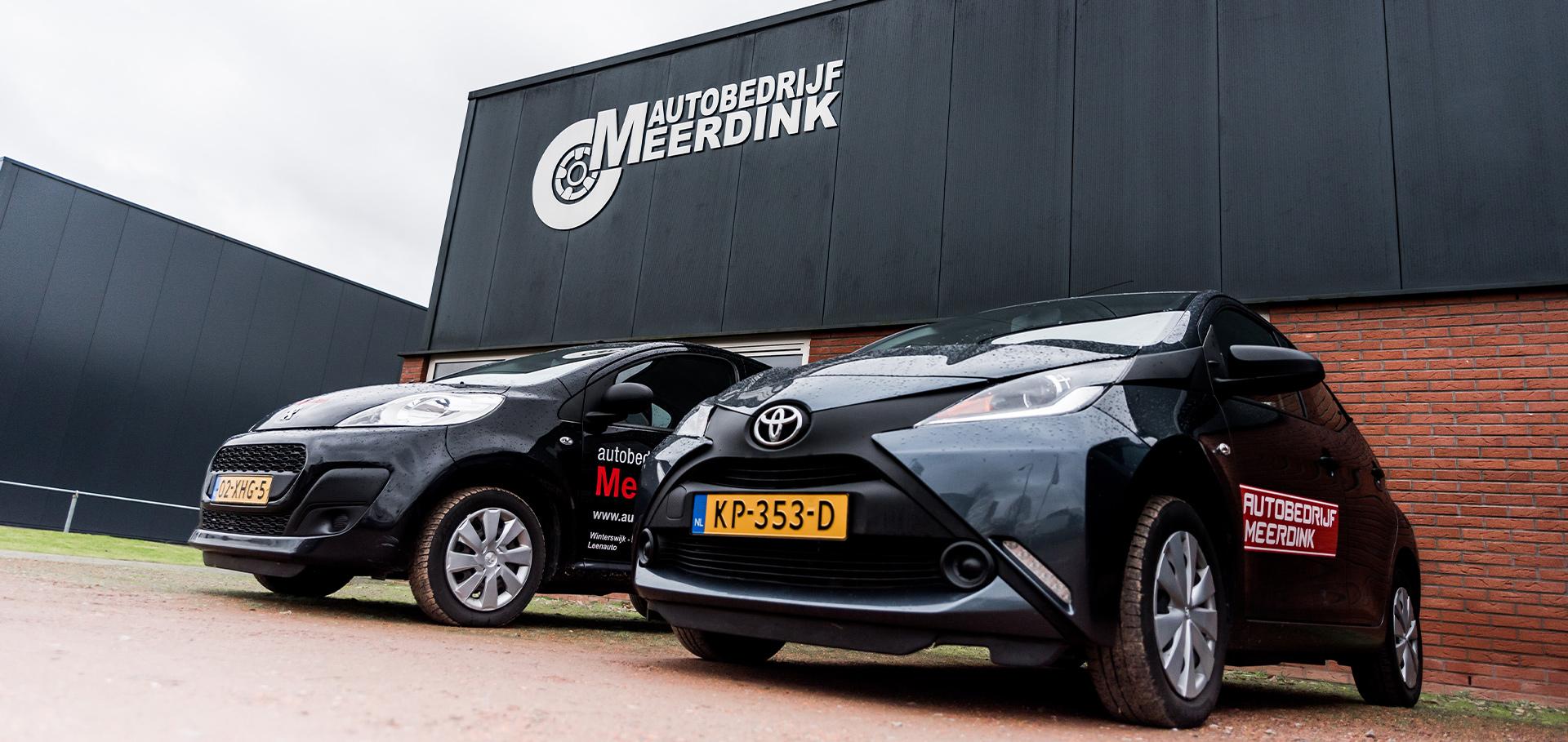 Vervangend vervoer Autobedrijf Meerdink