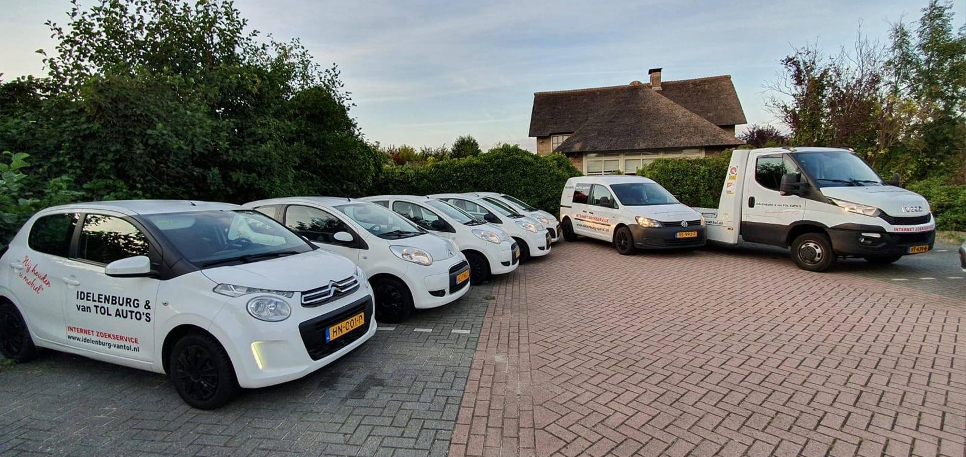 Vervangend vervoer Idelenburg & van Tol
