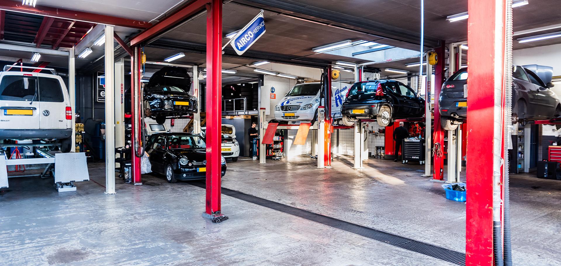 Werkplaats Idelenburg & van Tol