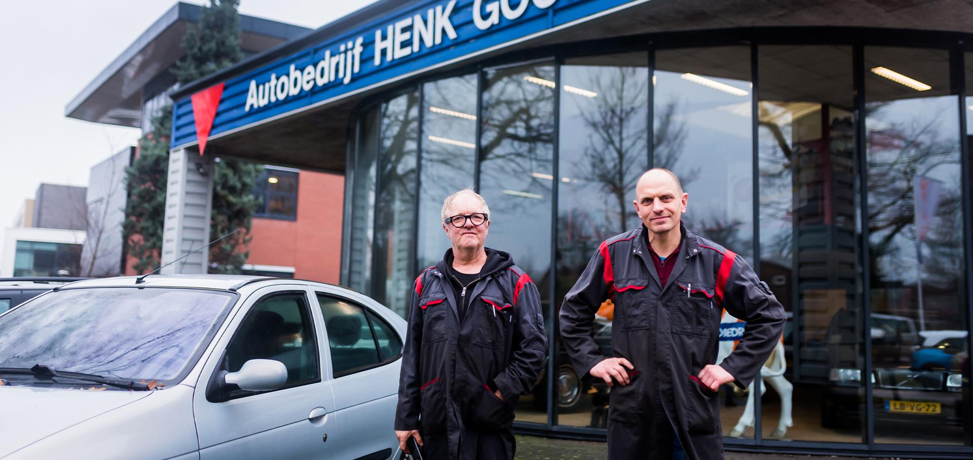 Henk en Gert