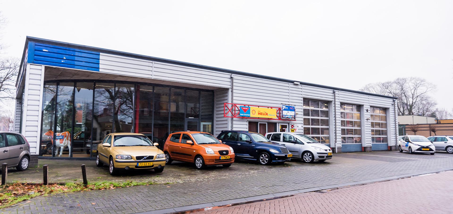 Zoekopdrachten Autobedrijf Henk Goorman