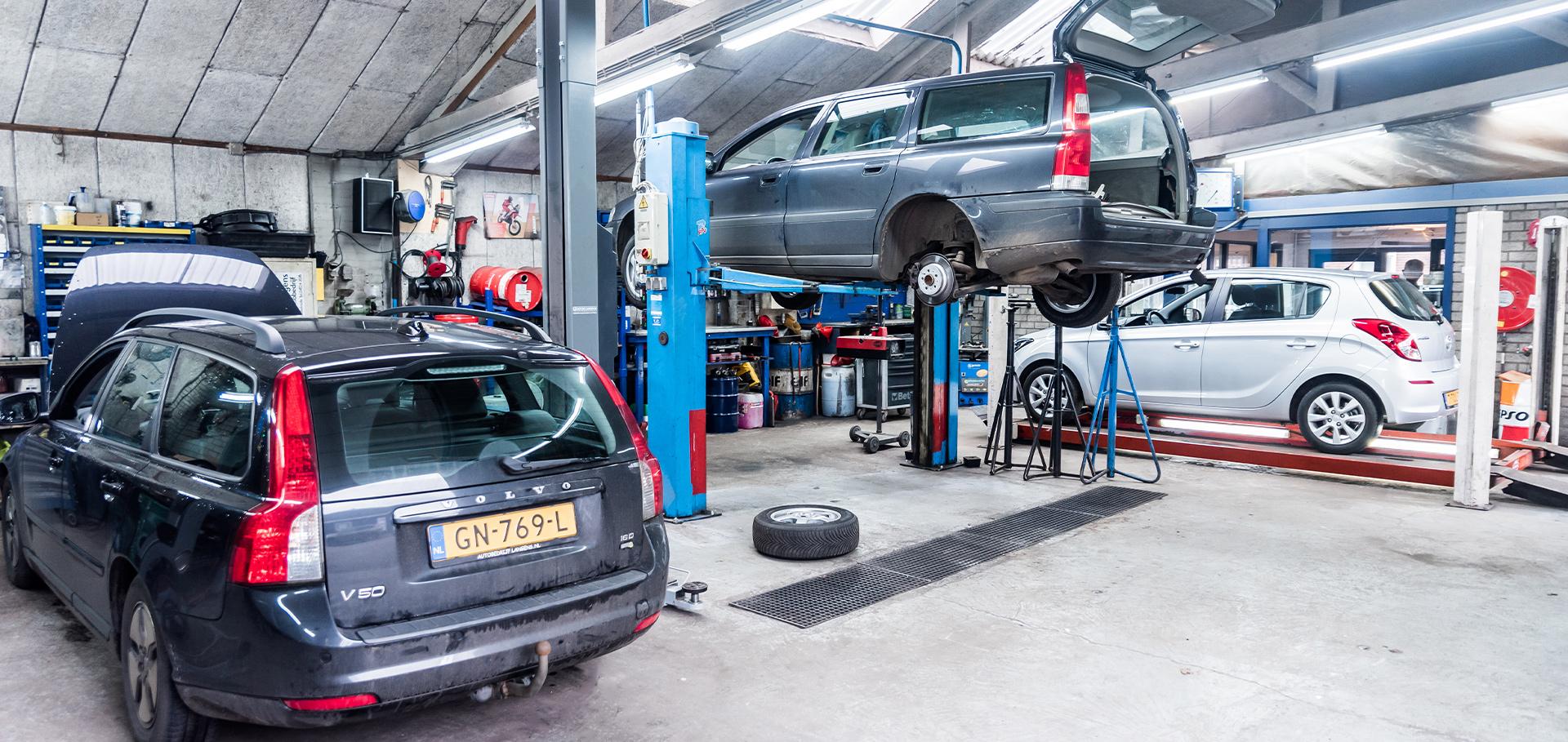 Werkplaats Autobedrijf Langens