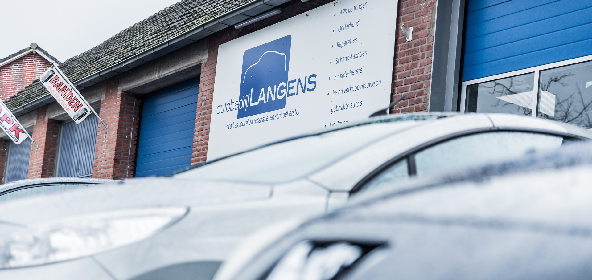 Financiering Autobedrijf Langens