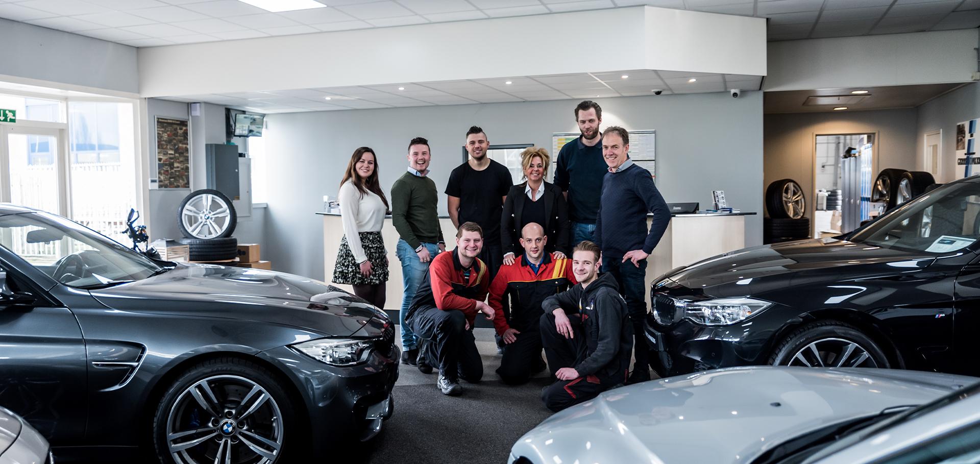 Team Autobedrijf Gerrit Jonkers