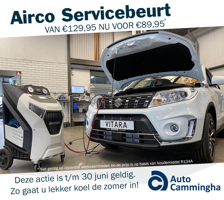 airco servicebeurt