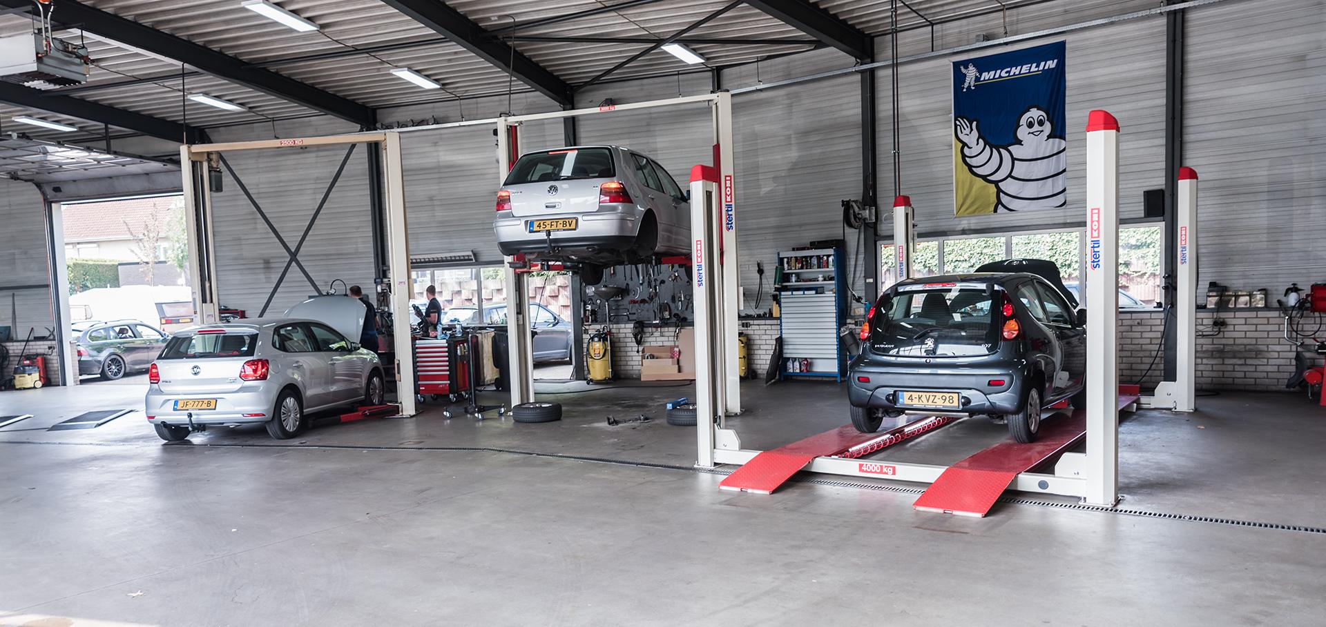 Werkplaats Autobedrijf Tinselboer