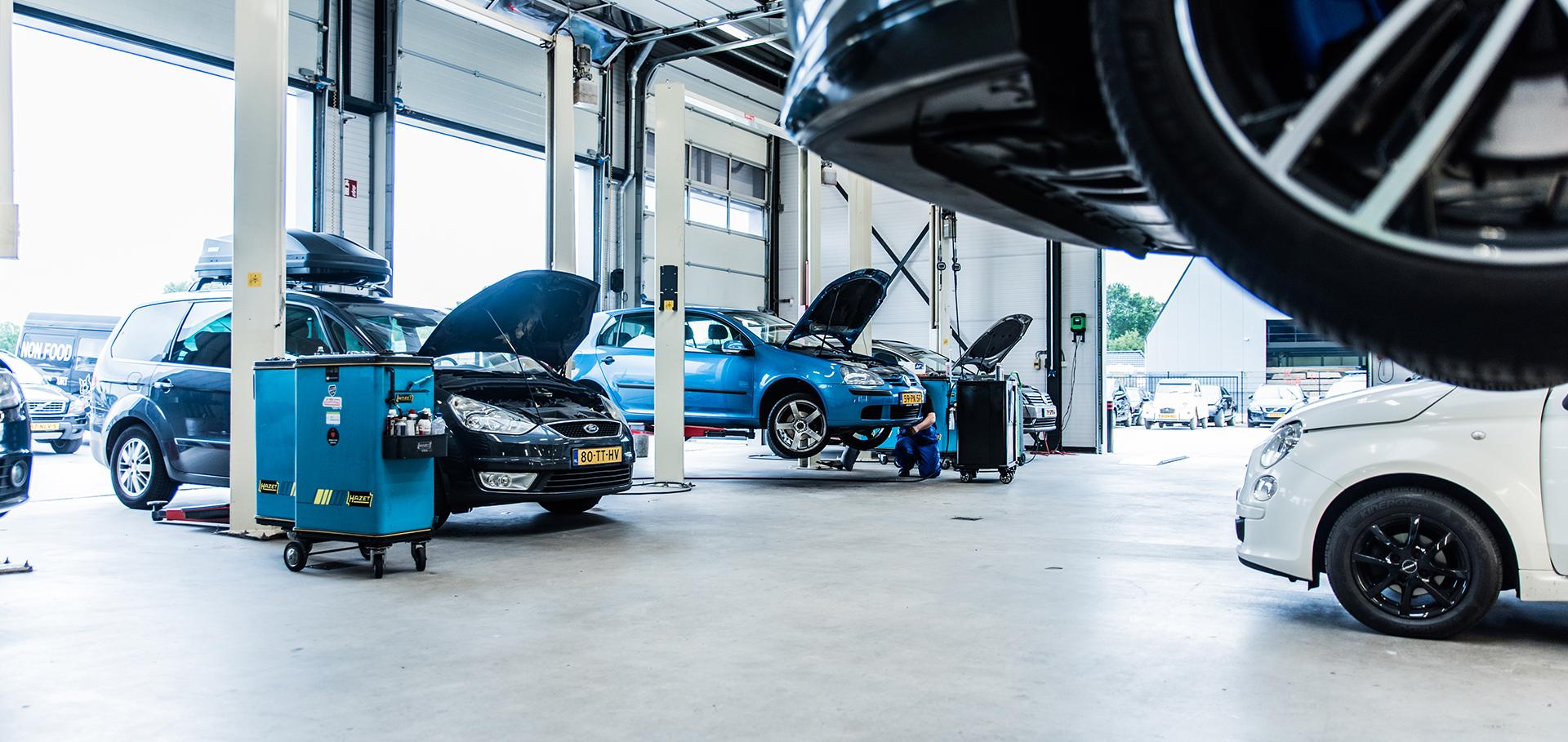 Werkplaats Autobedrijf Schmidt Vriezenveen