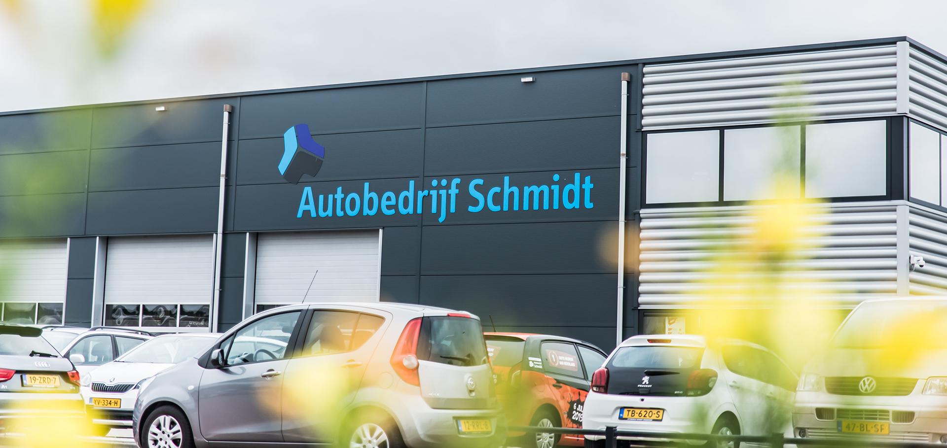 Elektrisch en hybride rijden bij Autobedrijf Schmidt
