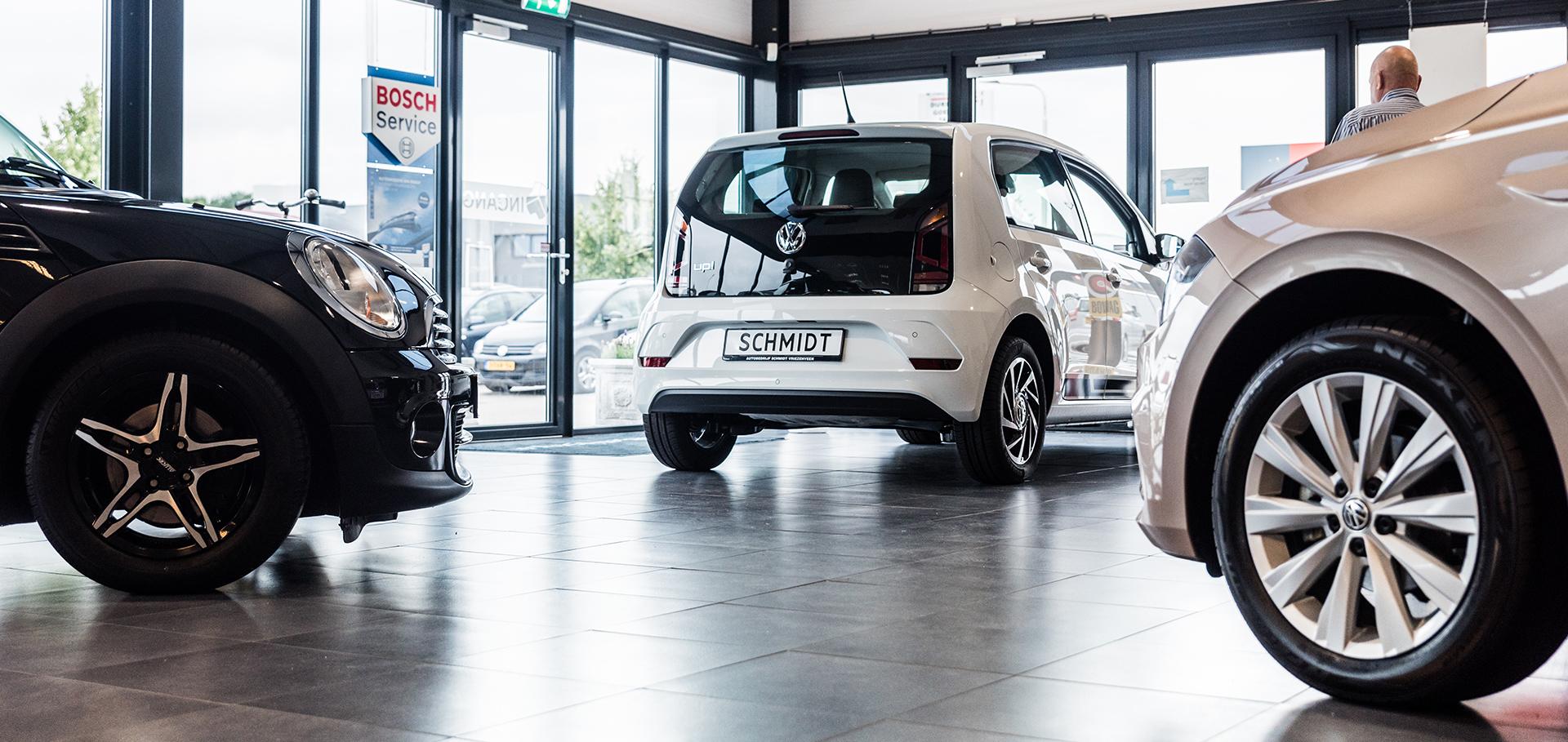 Financiering Autobedrijf Schmidt Vriezenveen