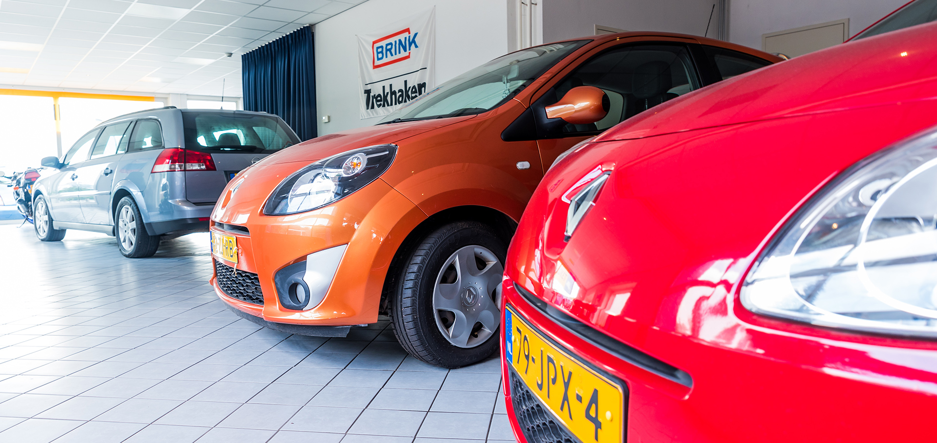 Showroom Garage Vos Voorst