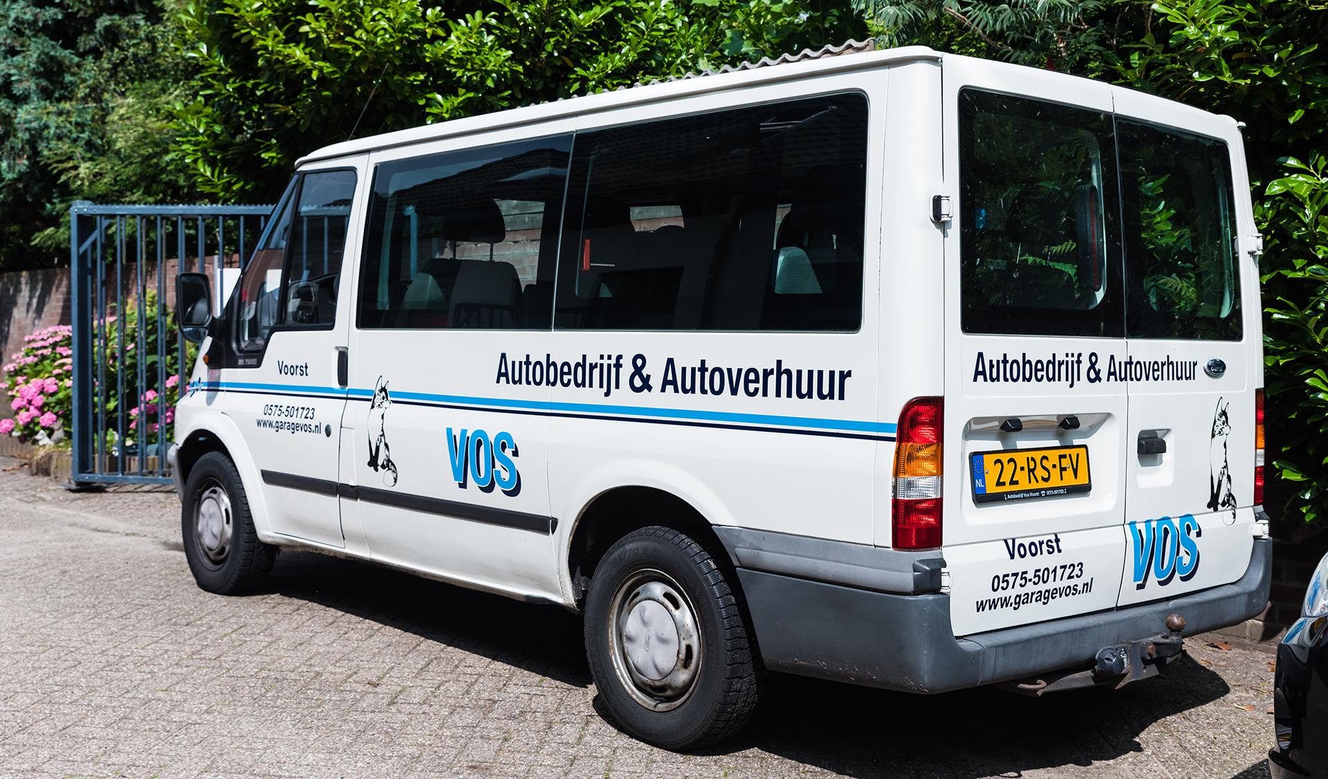 Personenbus Autobedrijf Vos