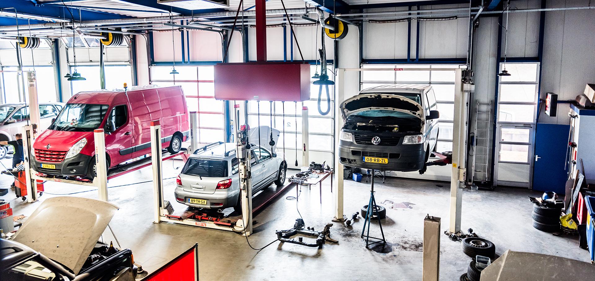 Werkplaats Autobedrijf Vos Voorst