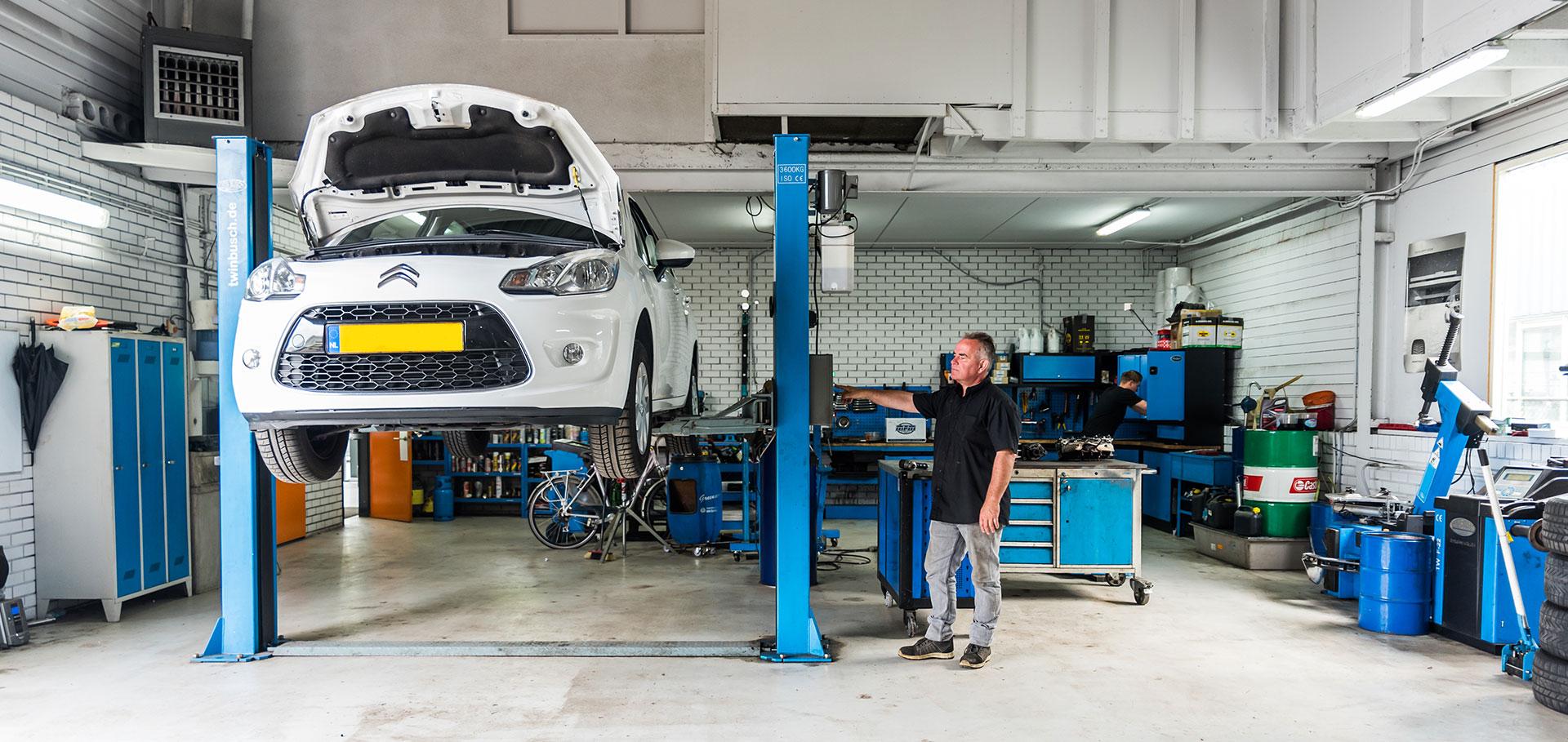 Werkplaats Autoprofijt Kampen