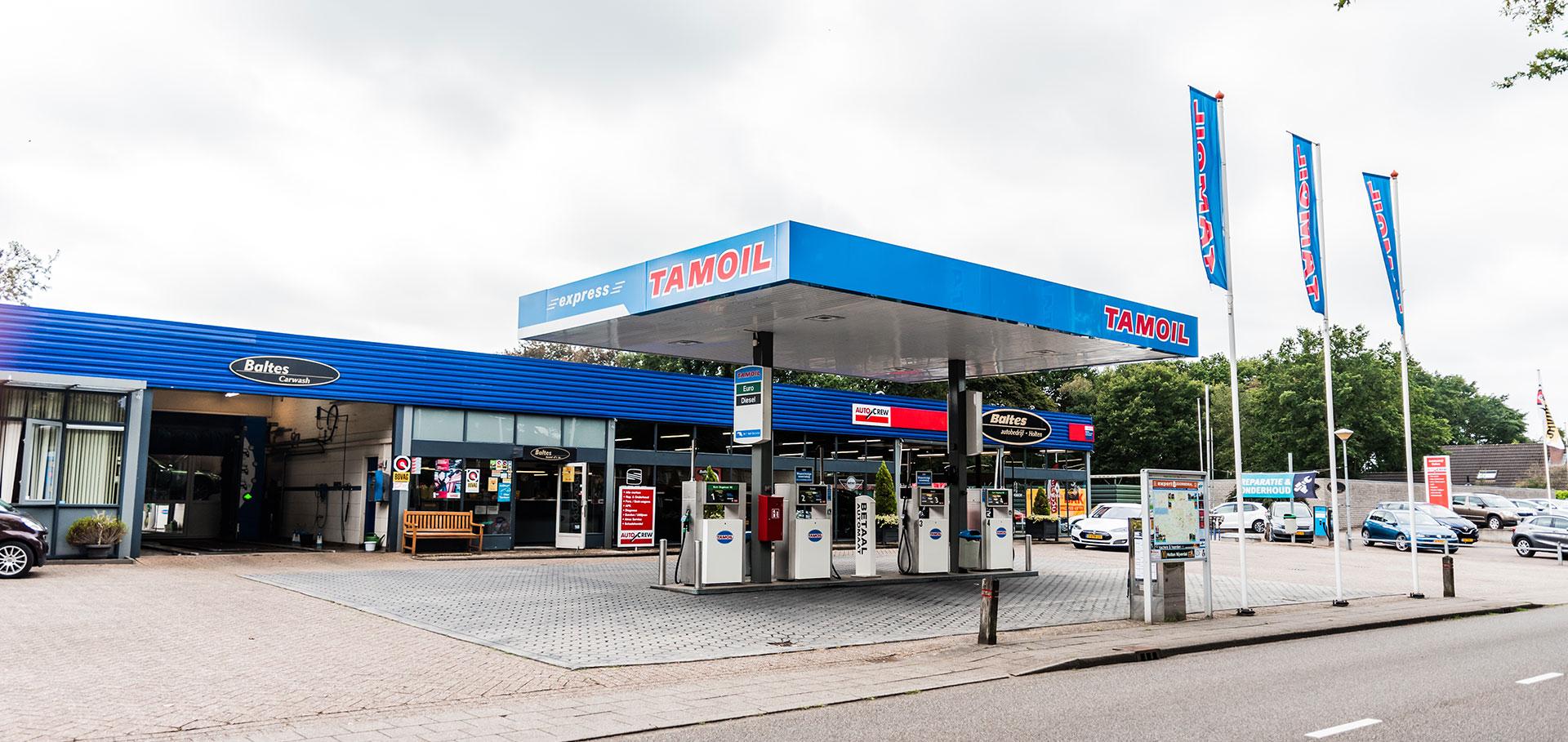 Tamoil Tankstation Autobedrijf Baltes