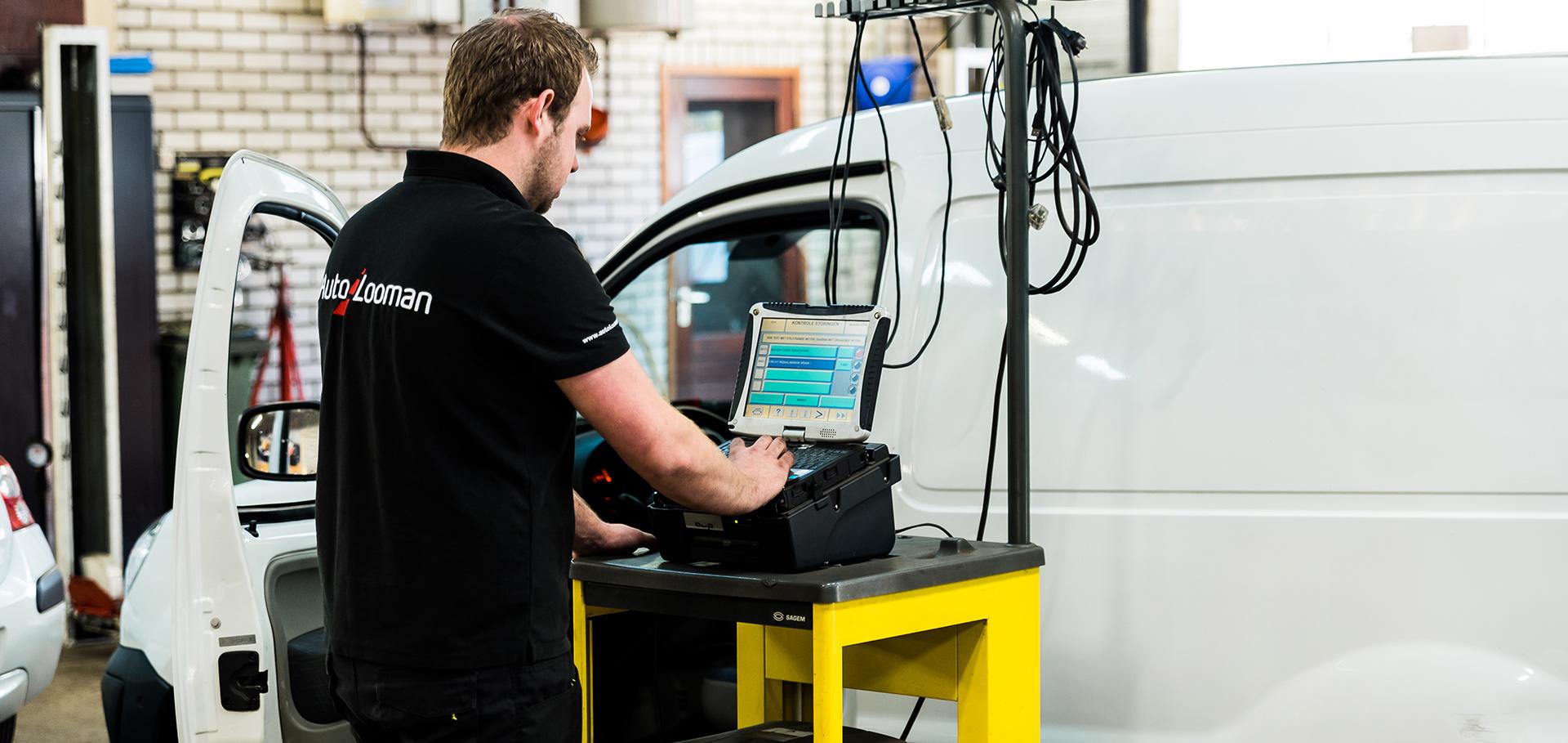 Diagnose Autobedrijf Looman Zelhem