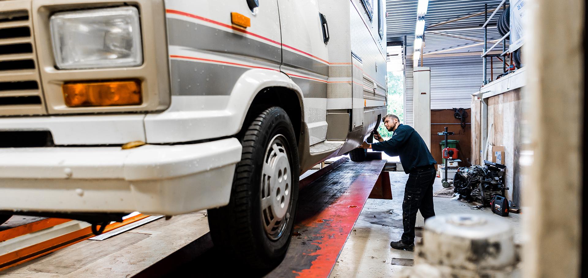 Camper en bedrijfswagens Autobedrijf Looman Zelhem