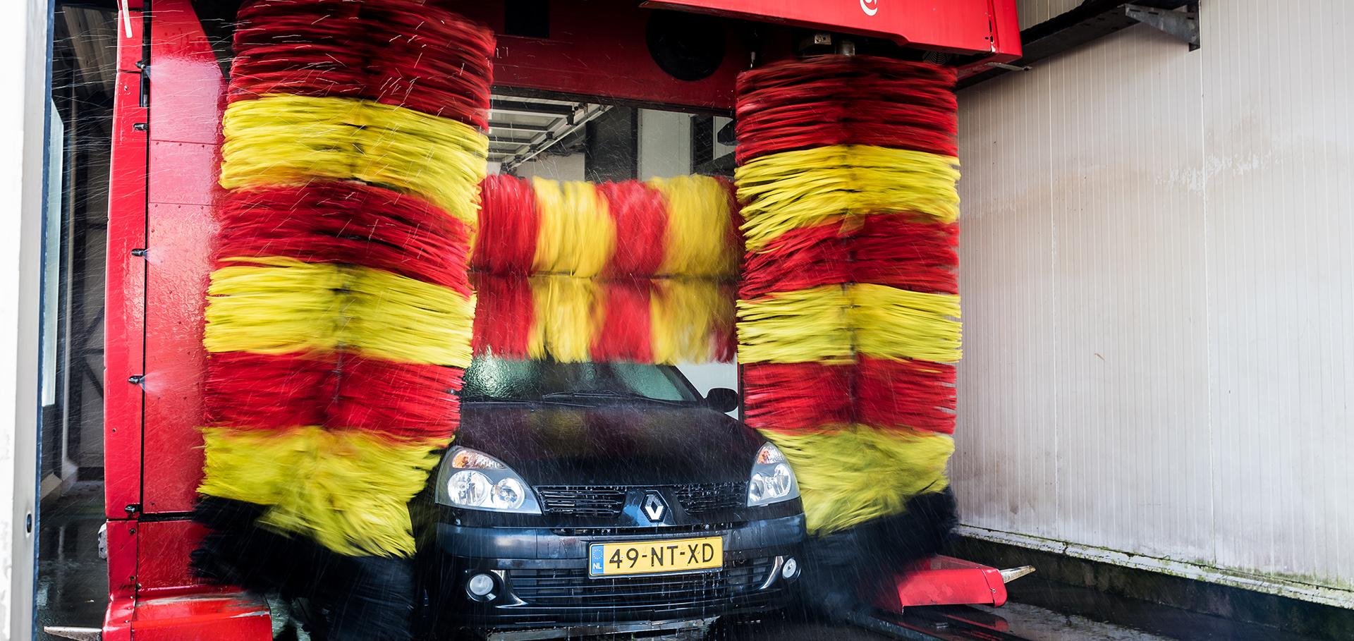 Wasstraat Autobedrijf Looman