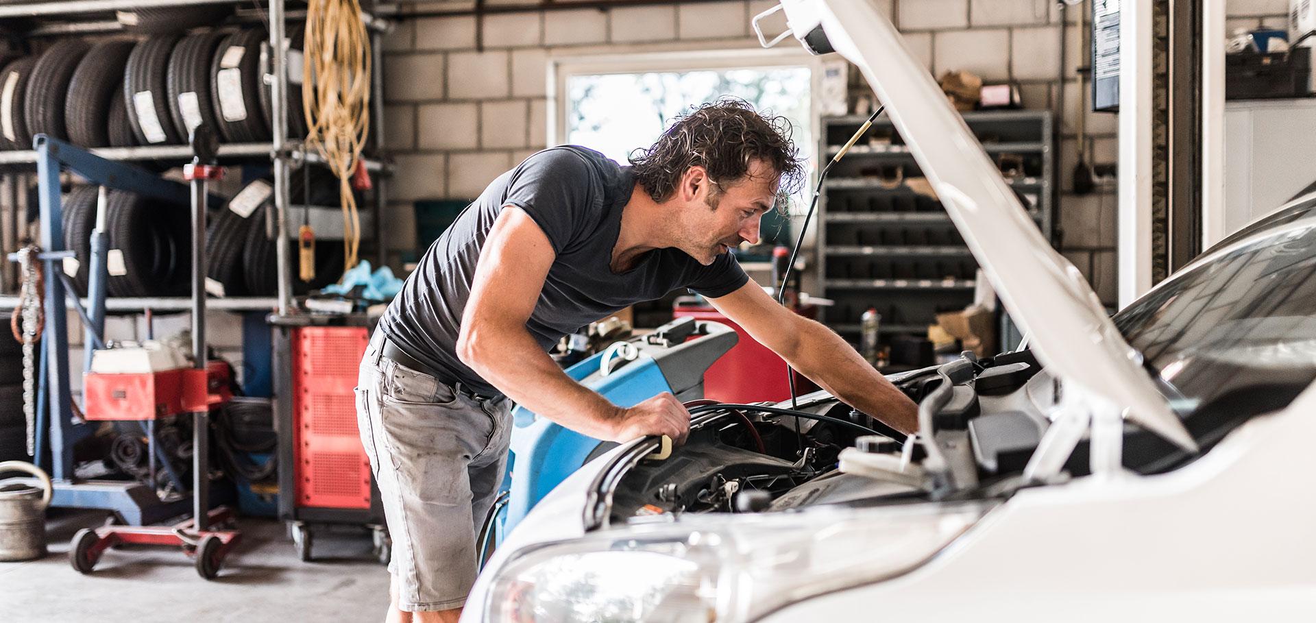 APK keuring en onderhoud bij Autobedrijf van Heesch