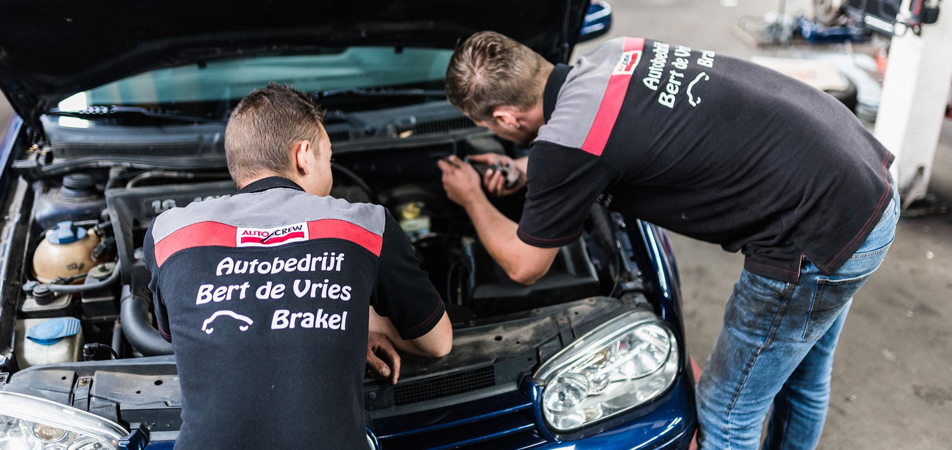 Autobedrijf Bert de Vries - AutoCrew