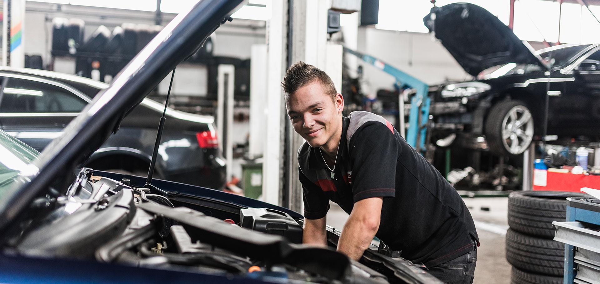 Werkplaats Autobedrijf Bert de Vries