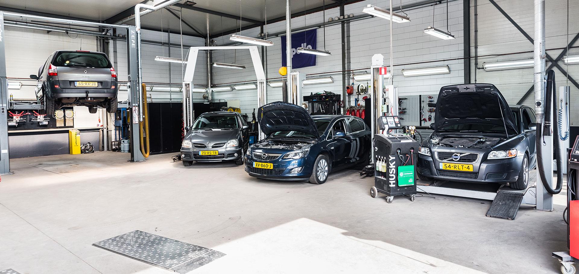 Werkplaats Auto Graveland Putten