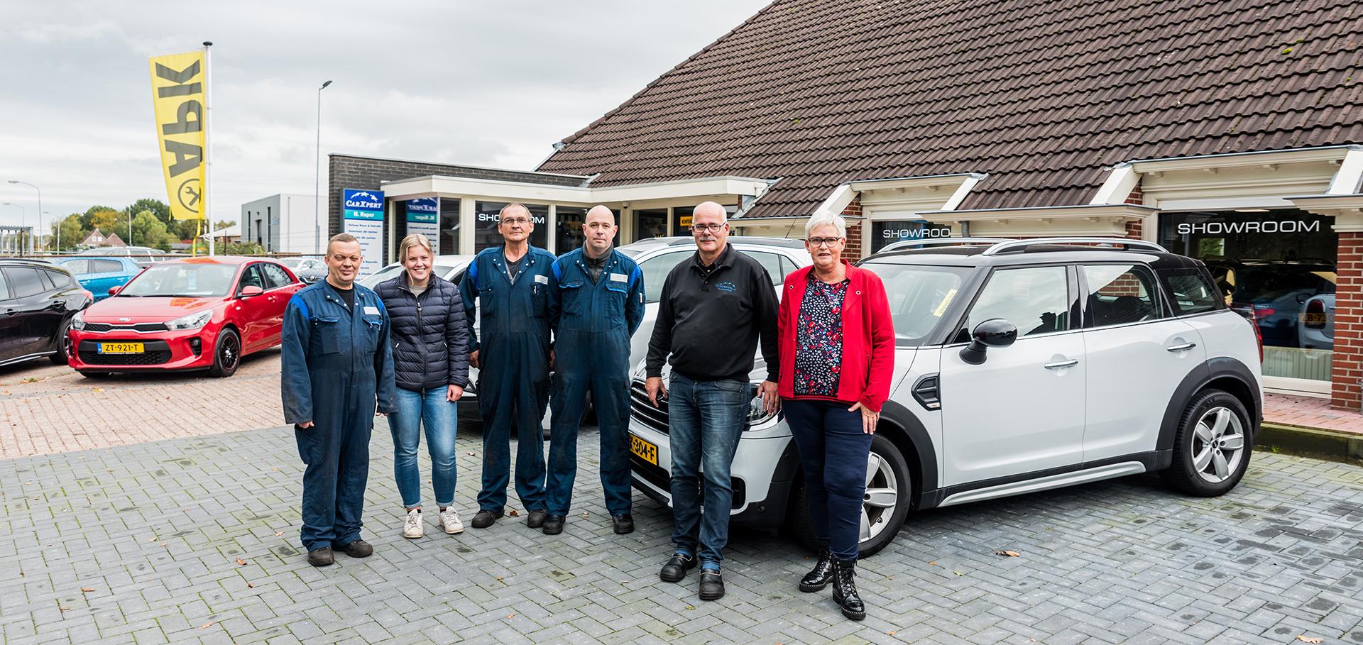 Team Autobedrijf H. Kuper
