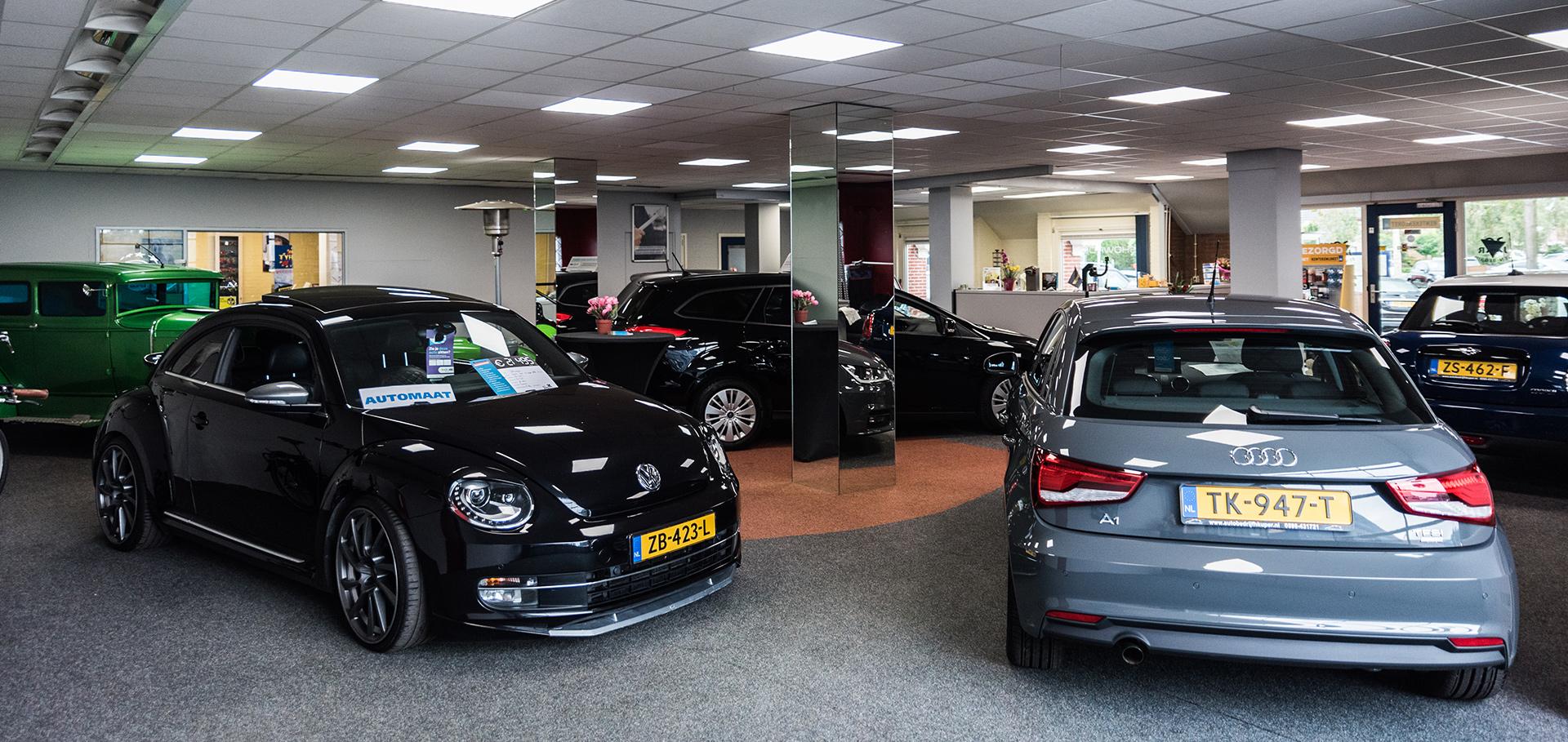 Showroom Autobedrijf H. Kuper