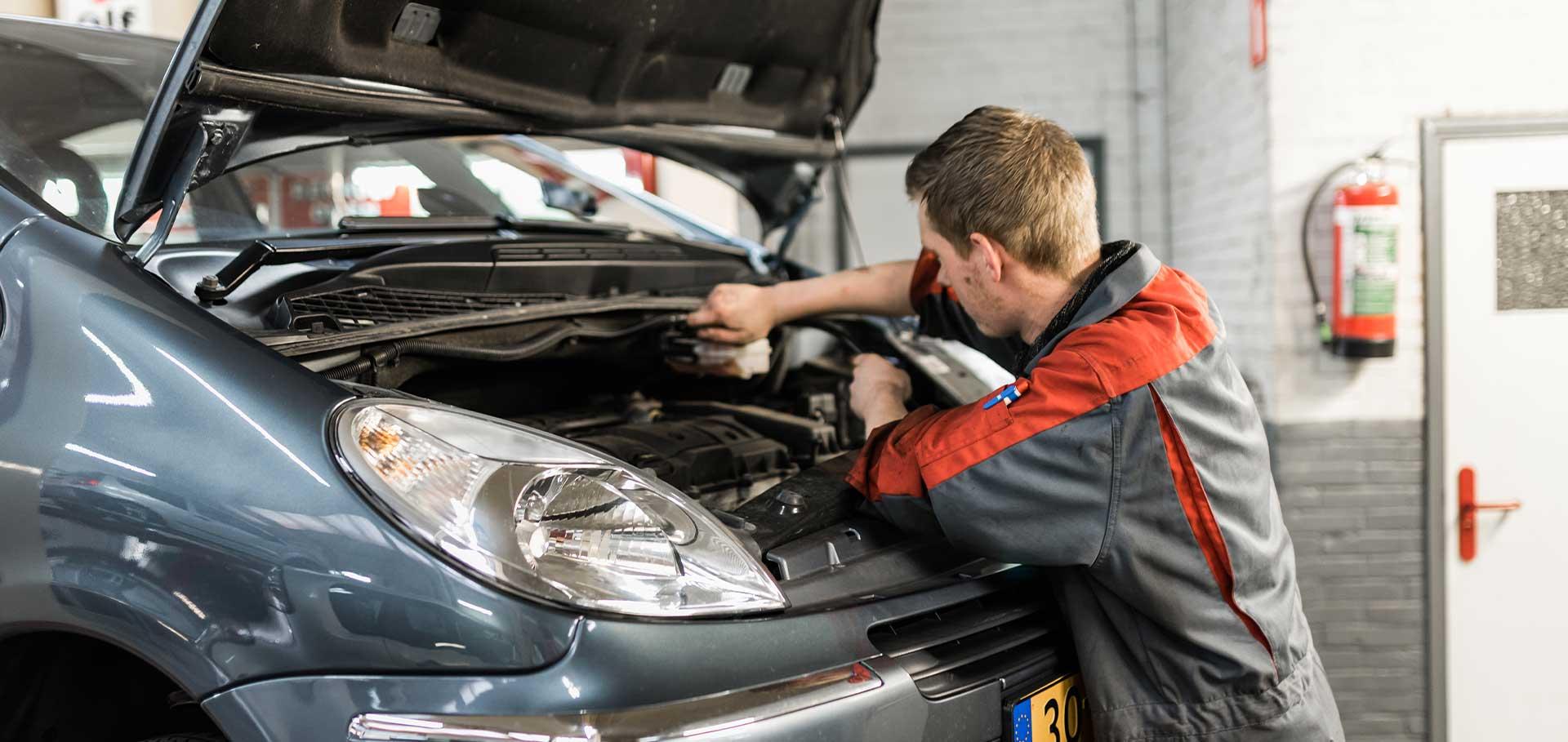 Werkplaats Autobedrijf Gert Weesies
