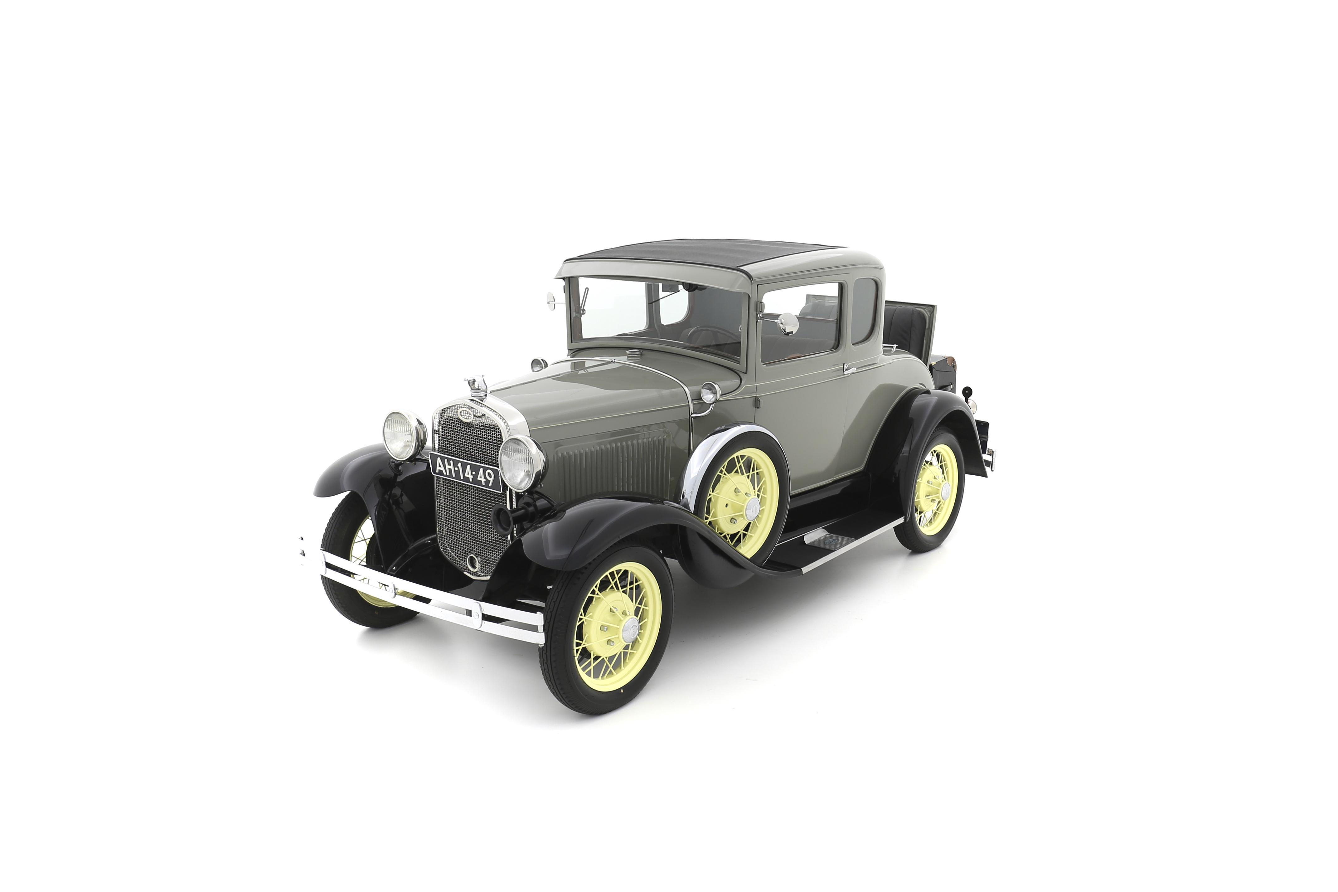 Ford Model A - bouwjaar 1930