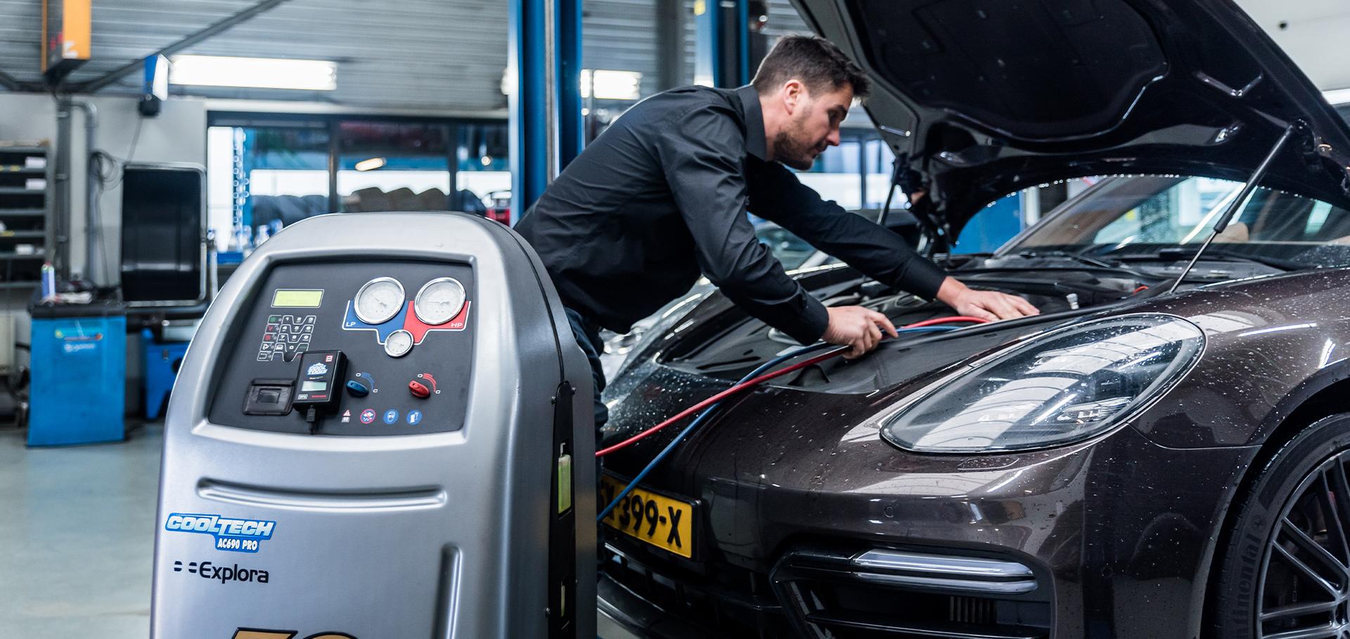 Airco service Auto Rens