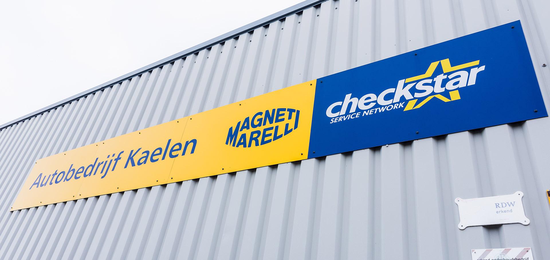 Checkstar autobedrijf Kaelen