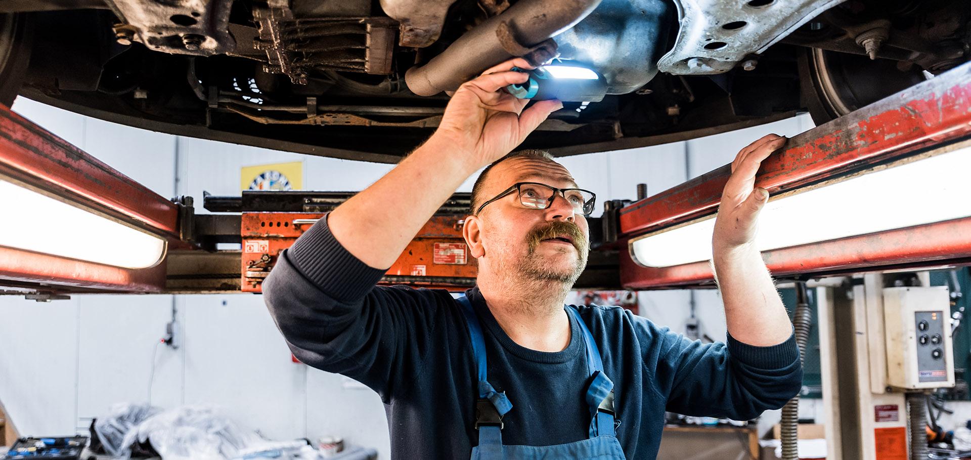 Onderhoud Autobedrijf Kaelen