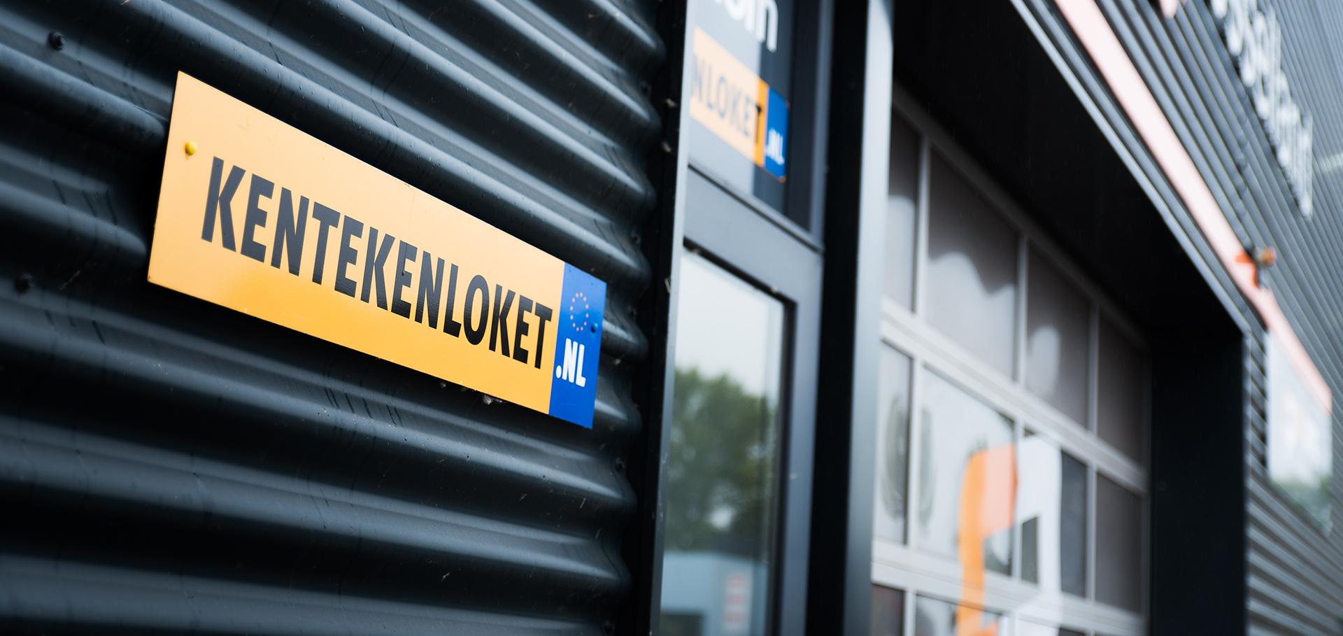 Kentekenloket Zwolle