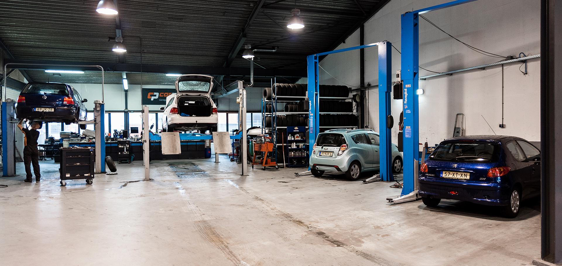 Werkplaats Garage IJsselland