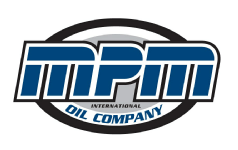 MPM Oil company Logo