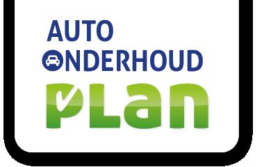 Auto onderhoudsplan Logo