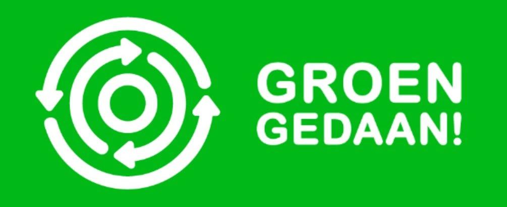 Groen Gedaan Logo