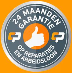 24 maanden garantie Carprof Logo