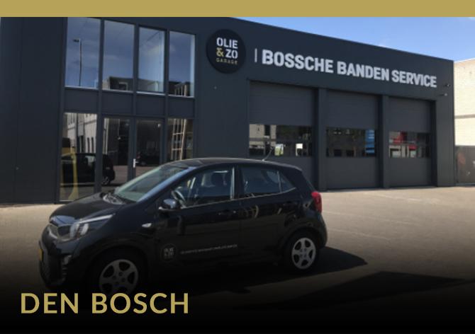 Vestiging olie en zo Den Bosch