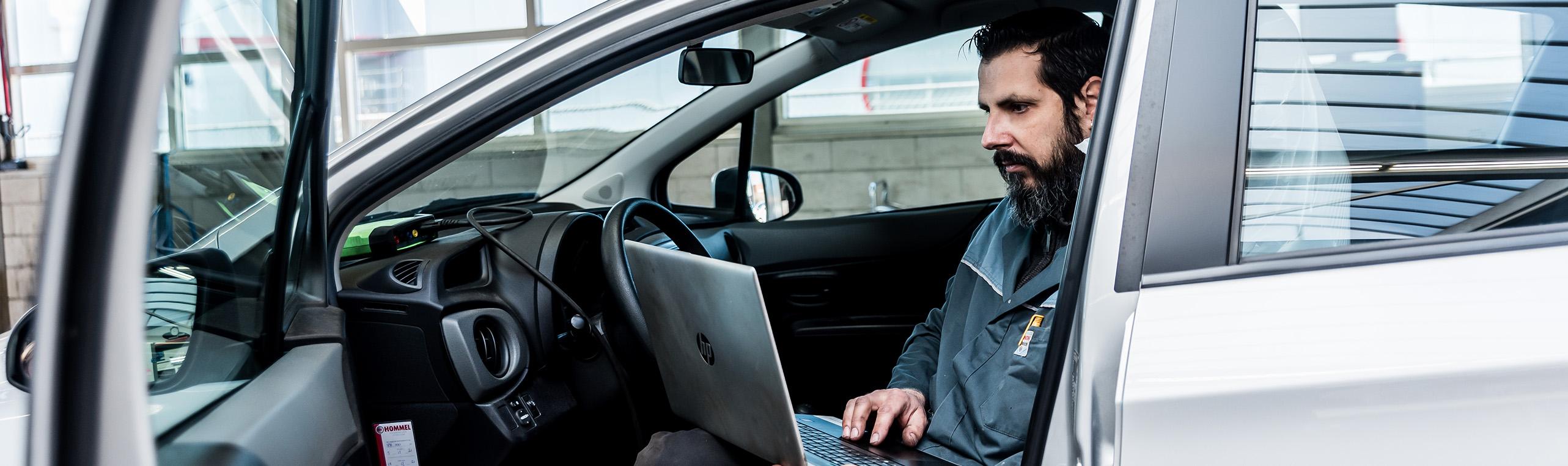 storing en diagnose autobedrijf Kees Roks